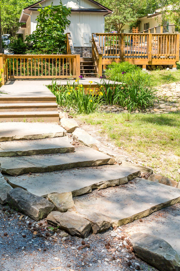 Stone slab steps in garden stock image image of walk 56190041 download stone slab steps in garden stock image image of walk 56190041 workwithnaturefo