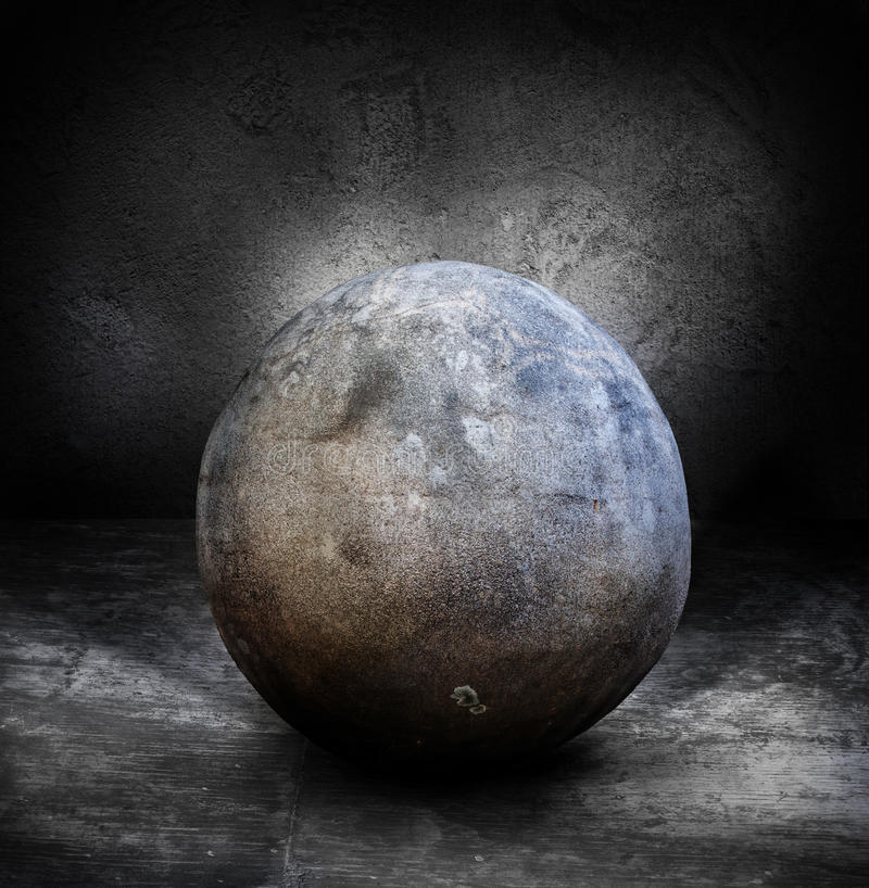 Free Stone Sphere Stock Photos - 23676763