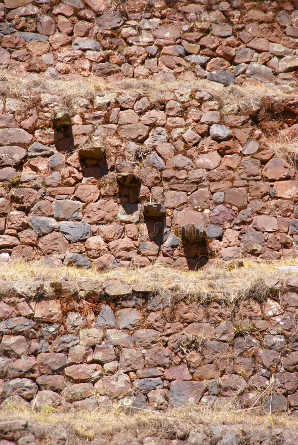 Download Stone Stairsteps, Inca Stone Walls Stock Image - Image: 6982151