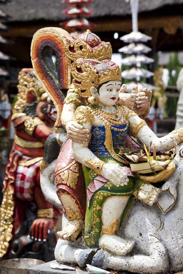 Download Stone Statue At Pura Ulun Danu Batur, Bali Stock Image - Image: 14297663