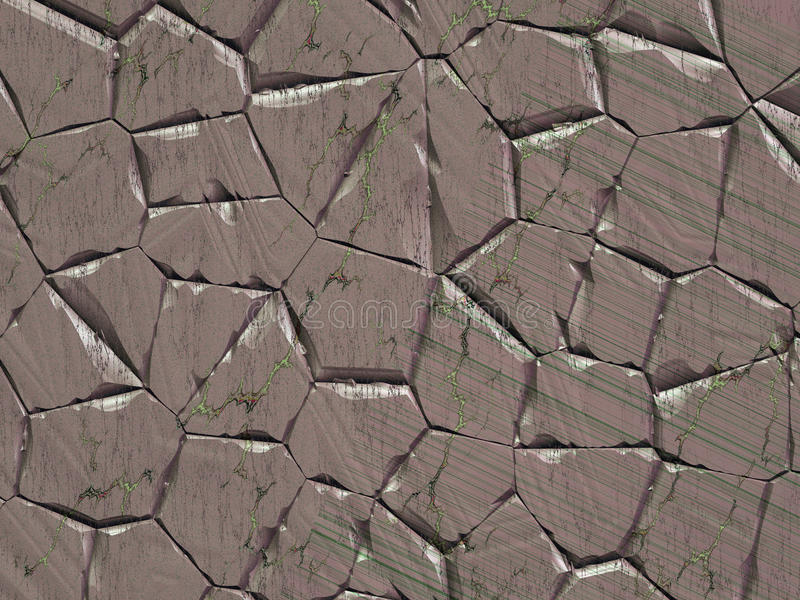 Download Stone texture stock illustration. Illustration of construction - 13464546