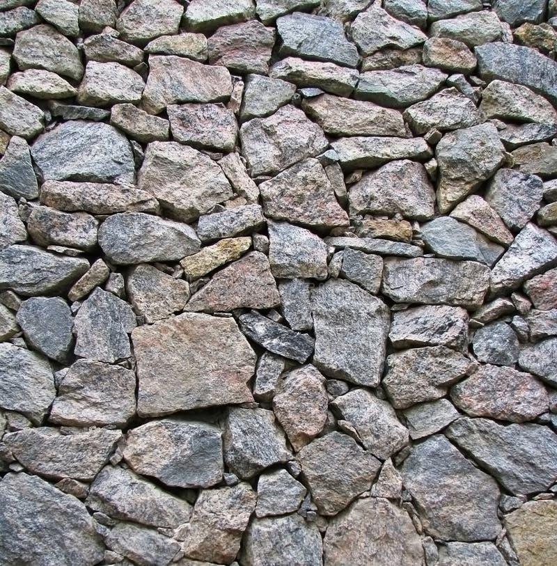 Free Stone Texture 5 Stock Image - 6190591