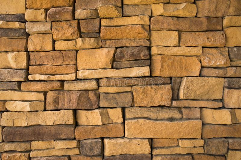 Stone texture and masonry wall of building, Abstract background royalty free stock photos