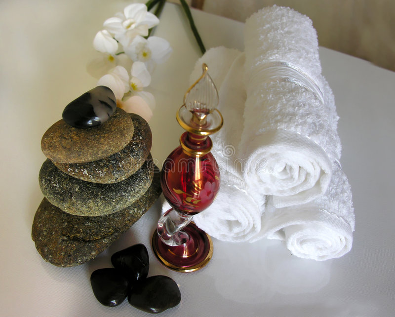 Stone Therapy stock photos