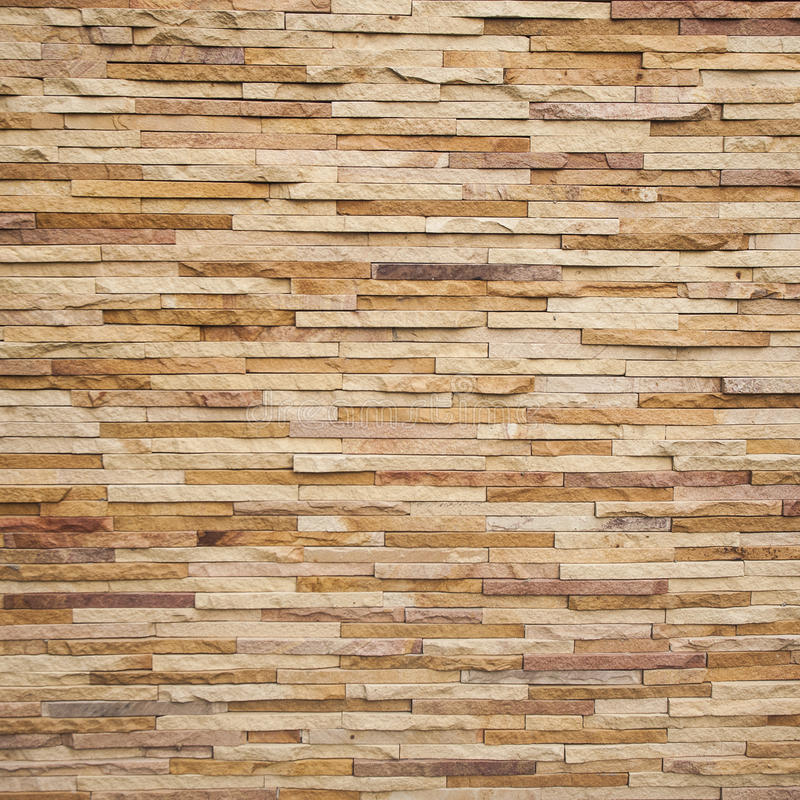 Stone tile brick wall texture royalty free stock photos