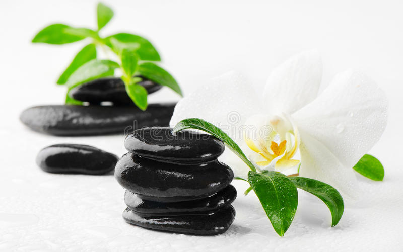 Download Stone tower stock photo. Image of perfection, black, stack - 26072078