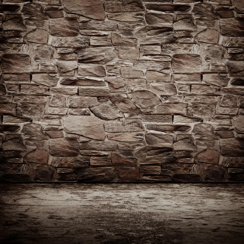 Stone vintage wall stock images