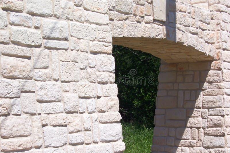 Download Stone wall stock photo. Image of brick, rock, tunnel, bricks - 14698