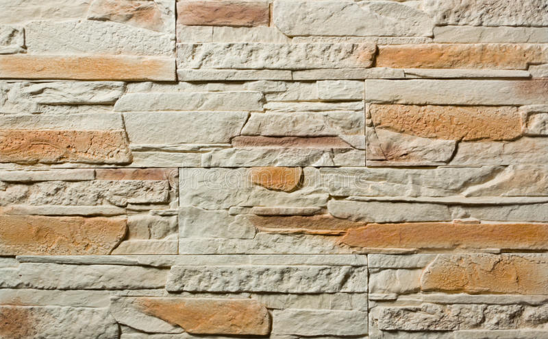 Stone Wall. View of the Stone wall for design background royalty free stock photography