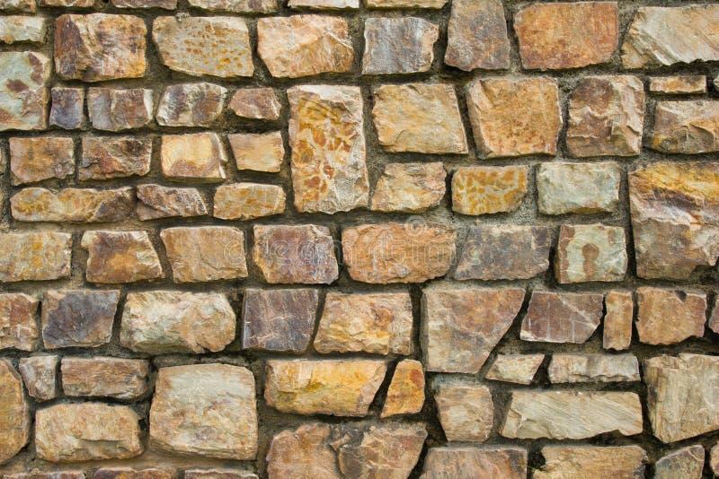 Stone wall. royalty free stock photo
