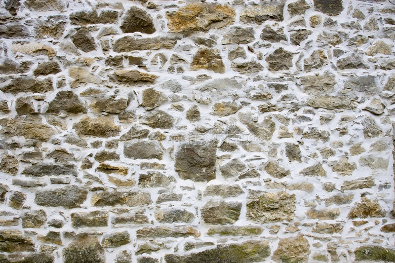 Download Stone wall stock image. Image of built, cement, wall, improvement - 6327533