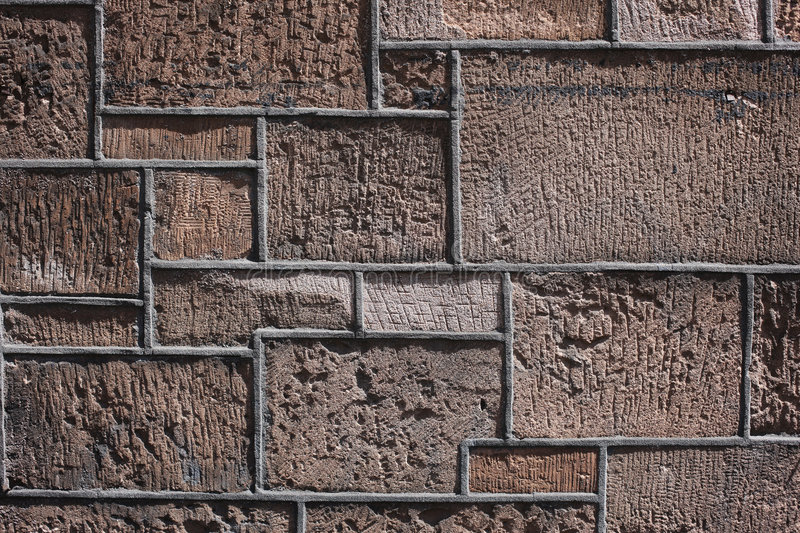 Stone wall. Can be used as background royalty free stock photo