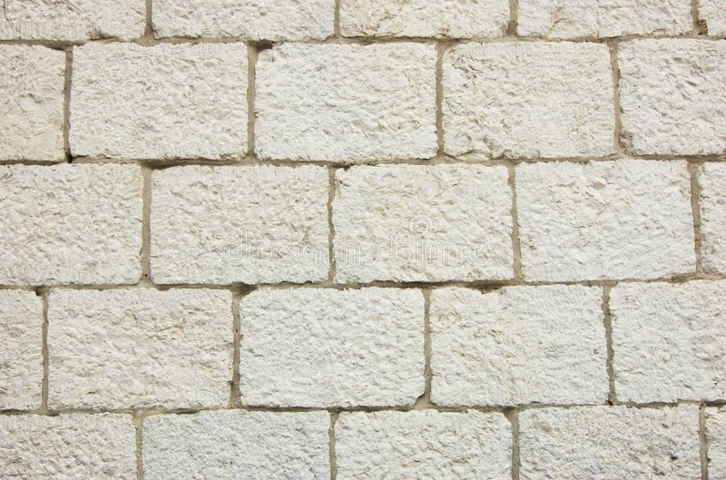 Stone wall. High detail image stock image
