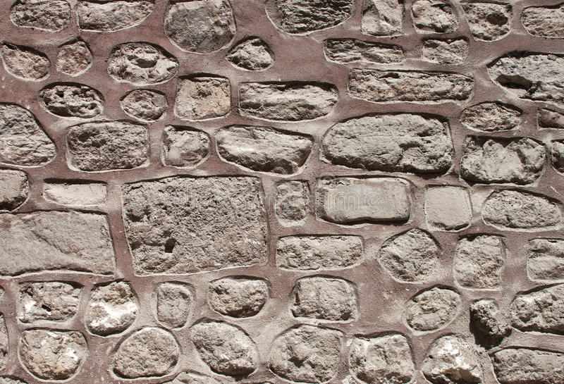 Stone wall background - RAW format stock photo