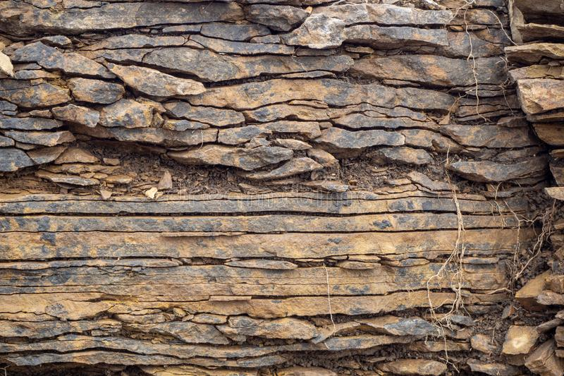 Stone wall background. Texture. stock image