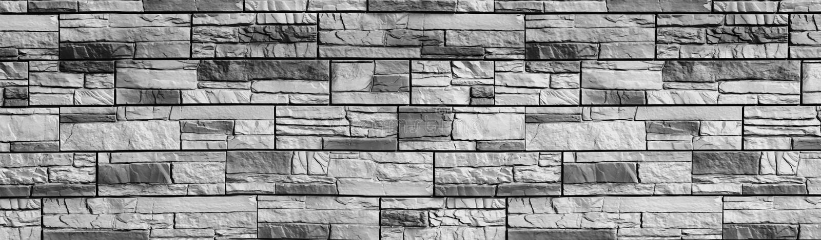 Stone wall brick texture background stock photography