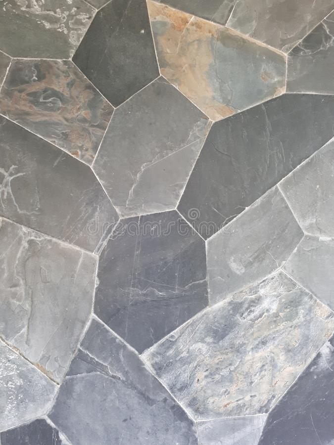 Stone pattern. Stone wall pattern royalty free stock image