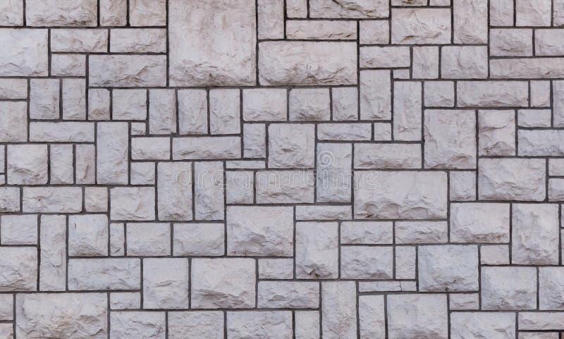 Stone wall pattern. Background stock photo