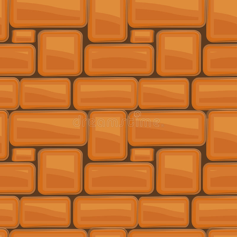 Stone wall seamless texture beautiful banner wallpaper design il. Lustration stock illustration