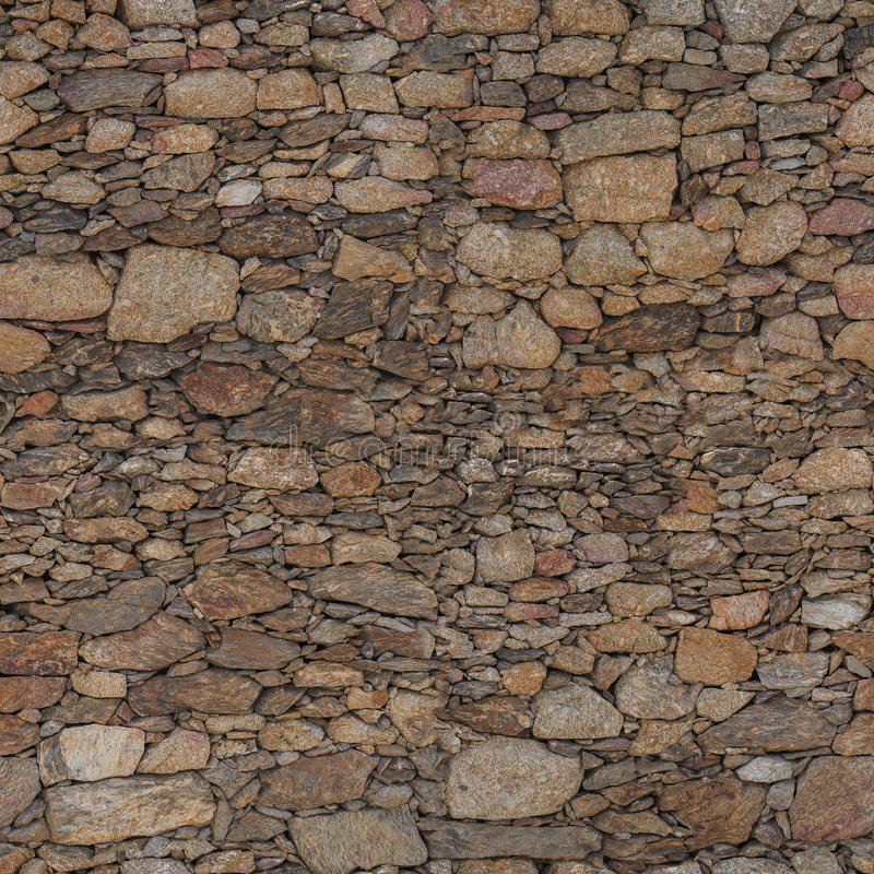 High Res Stone : Stone wall seamless texture stock photo image