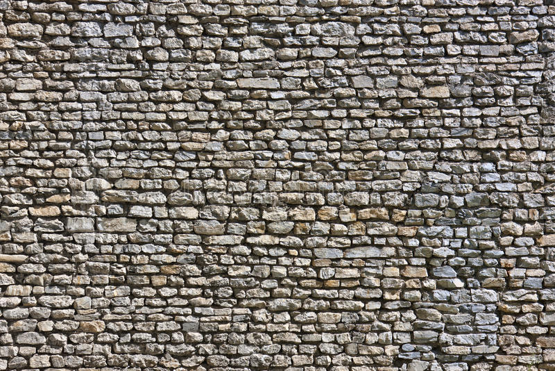 Stone Wall Texture. A stone wall texture background