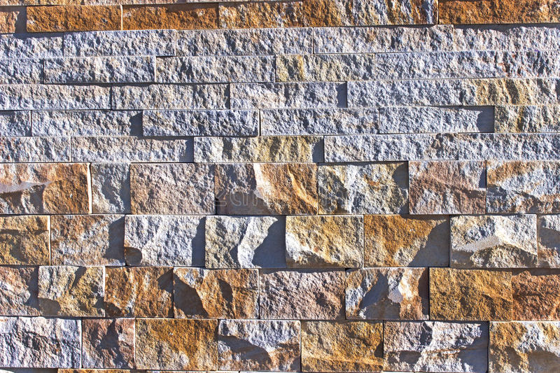 Stone wall. Texture as background royalty free stock photo