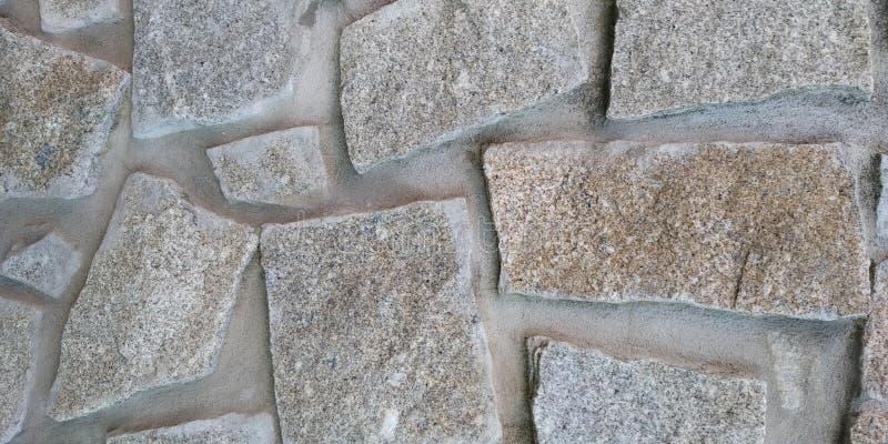 Stone Wall Texture. Grey. Parede de Pedra stock photography