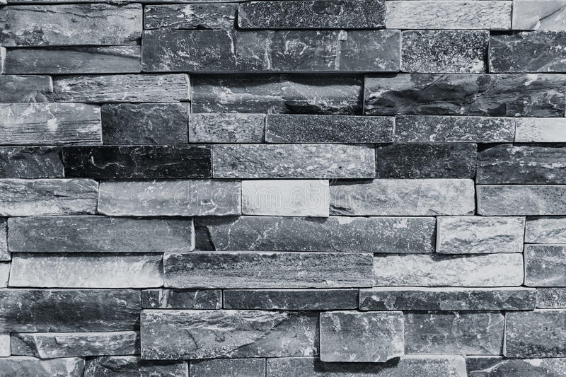 Stone wall texture tile pattern royalty free stock photos