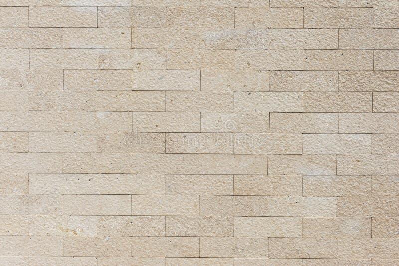 Stone wall tiles stock photo