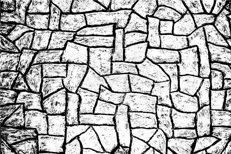 Stone wall vector overlay background texture royalty free stock photos