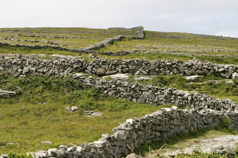 Download Stone Walls Stock Image - Image: 1709891