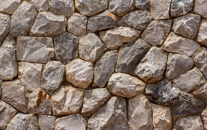 Stone walls texture background royalty free stock photo