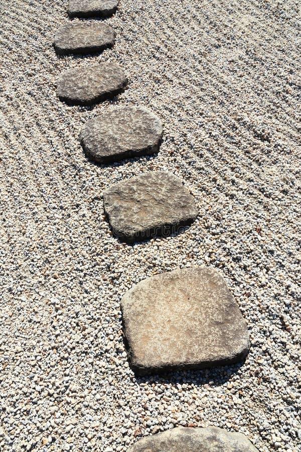 Free Stone Way Vertical Royalty Free Stock Photo - 17262475
