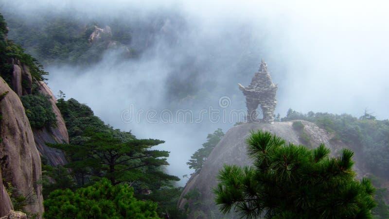 stone wieży zdjęcia royalty free