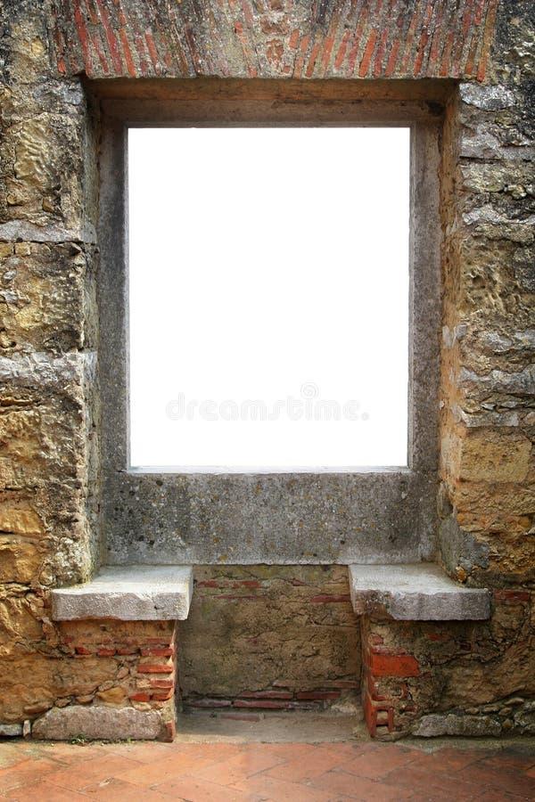 Free Stone Window Stock Photo - 2614500