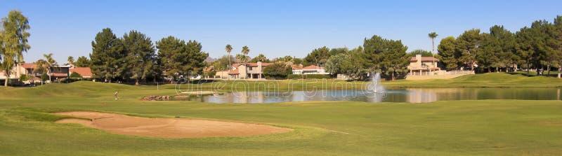 A Stonecreek Golf Club Shot, Phoenix, Arizona. PHOENIX, ARIZONA - JUNE 10: The Stonecreek Golf Club on June 10, 2013, in Phoenix, Arizona. Stonecreek Golf Club stock images