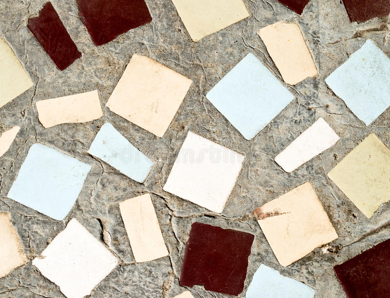 Download Stoned tile background stock photo. Image of brown, abstract - 24858834