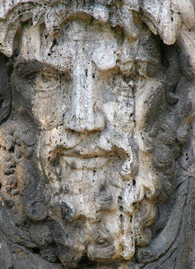 Stoneface fotografia stock libera da diritti
