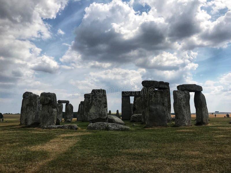 Stonehedge fotografía de archivo