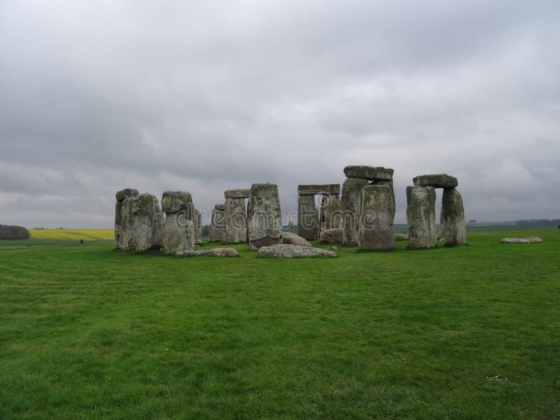 Stonehege стоковое изображение