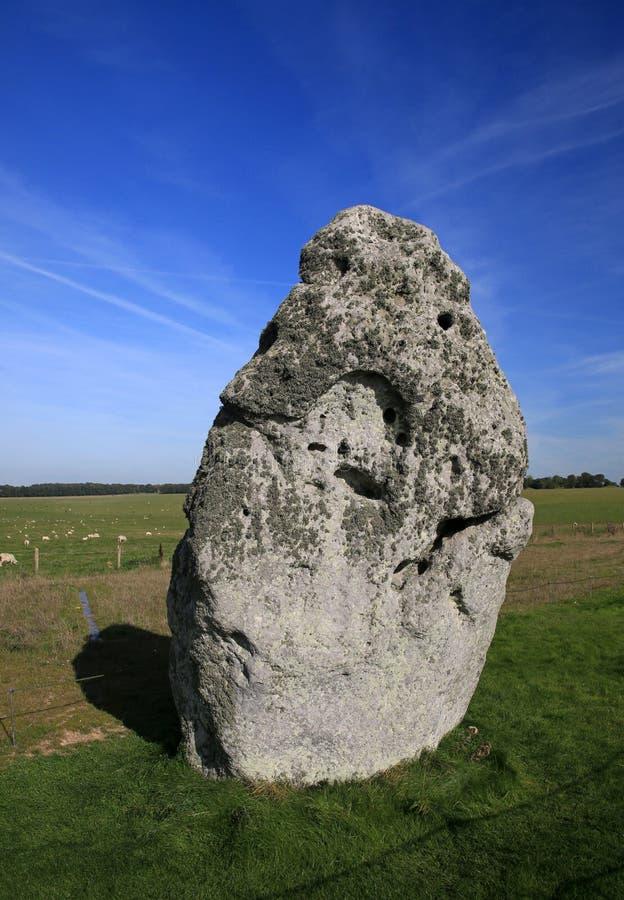 stonehenge Англии стоковое фото rf
