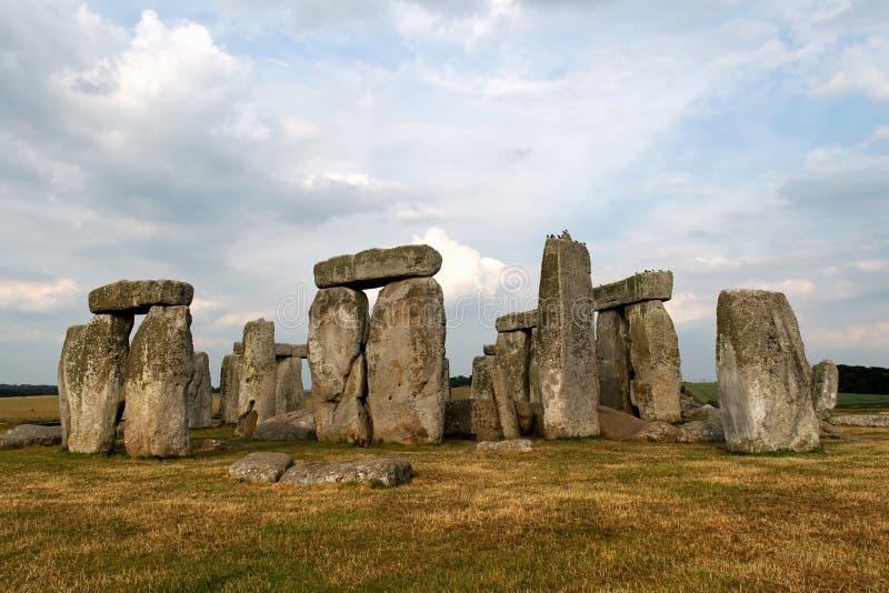 stonehenge photographie stock libre de droits