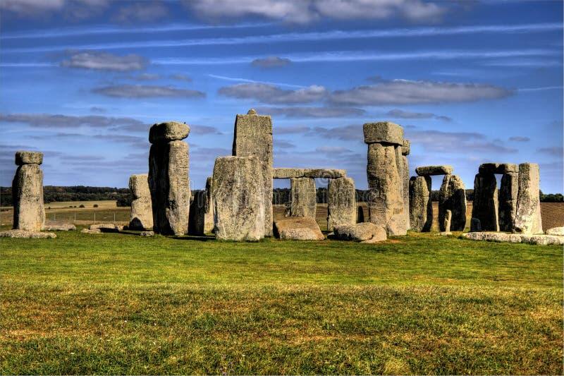 Stonehenge fotos de archivo