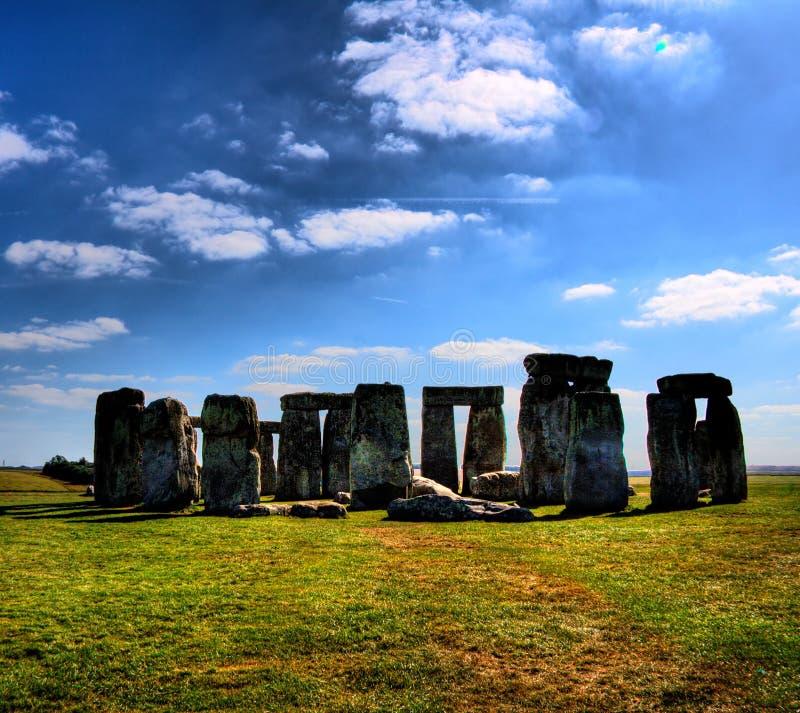 Stonehenge royalty-vrije stock foto