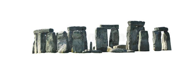 Stonehenge royalty free illustration