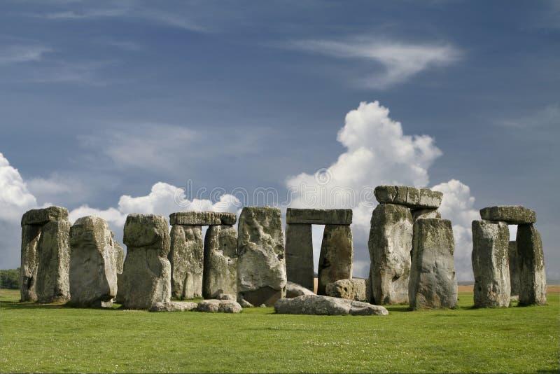 The Stonehenge royalty free stock image