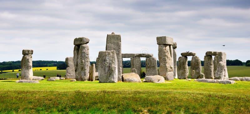 Stonehenge fotografía de archivo libre de regalías