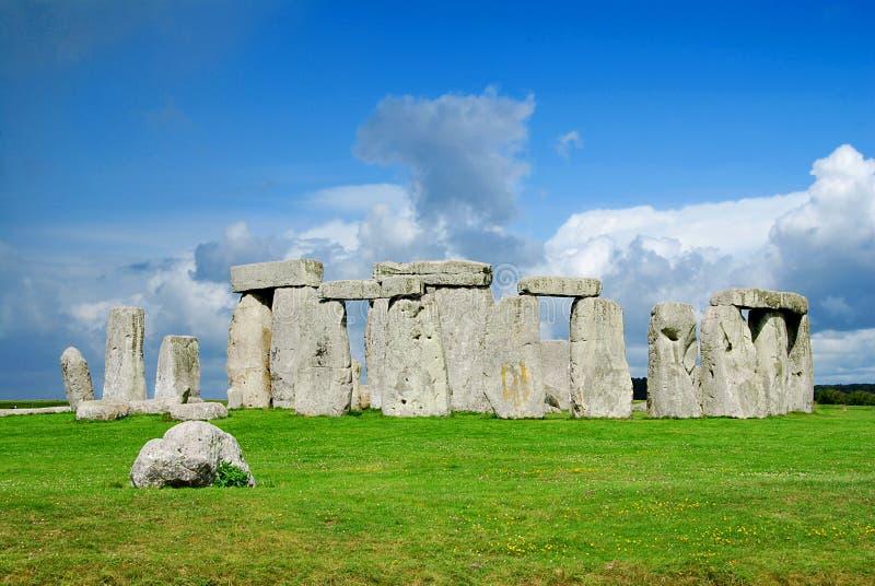 stonehenge стоковое фото rf