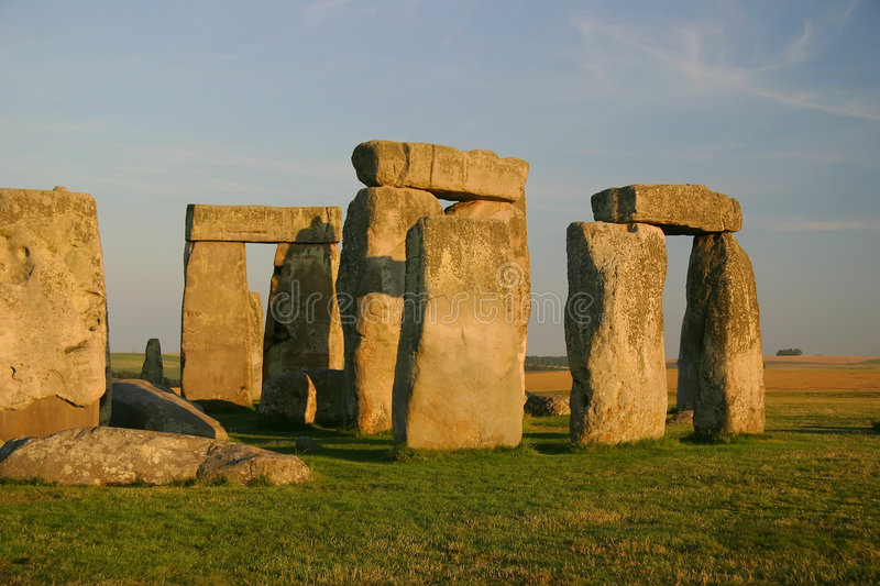 Download Stonehenge stock image. Image of green, european, mystery - 183757