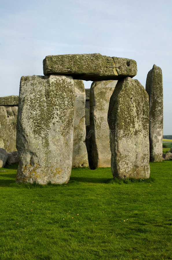 Stonehenge 2 royalty free stock photography
